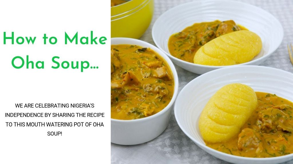 Learn How to Make Oha Soup that's Finger-Licking Good   Zeelicious Foods