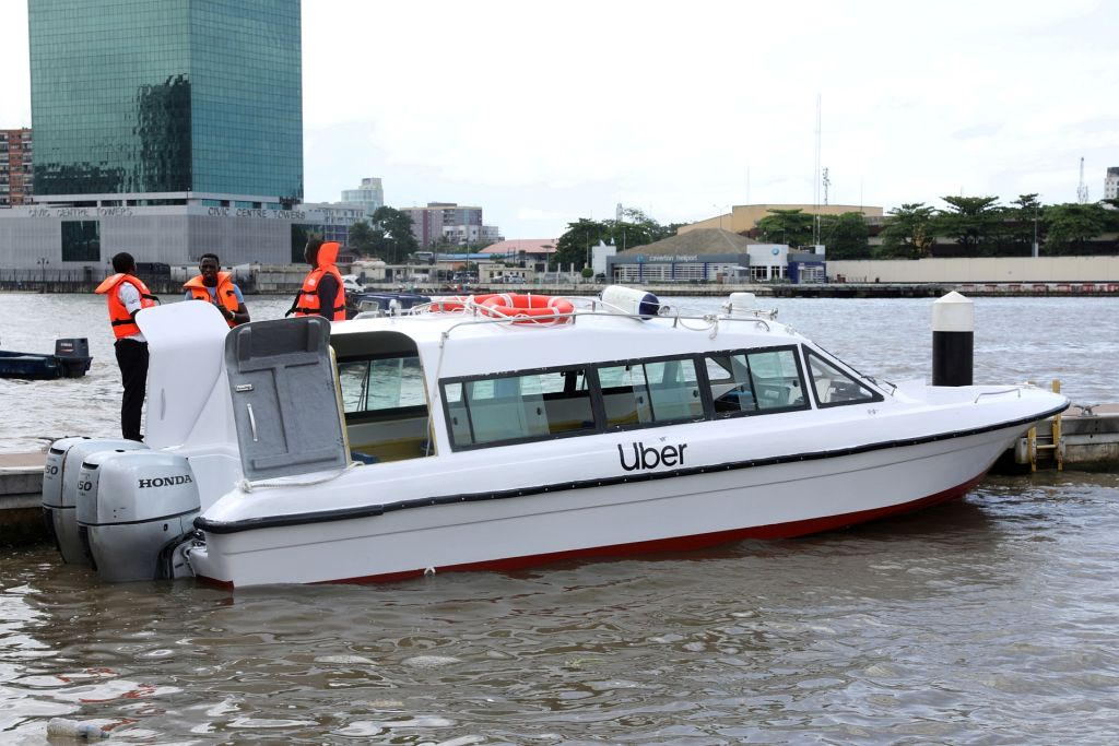 Uber Boats in Lagos Might be a Solution to it's Terrible Traffic & Bad Roads