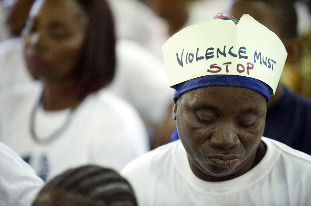 Violence Against Persons Act in Nigeria